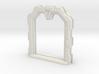 Sci-Fi Door (Open) - 28mm - MDF Building Detail 3d printed