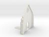 HORelM0131 - Gothic modular church 3d printed