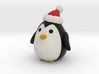 Holiday Penguin 3d printed