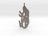 Guinea Pig Keychain 3d printed