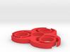 Bio hazard spinner 3d printed