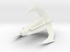 xindi insectoid attack ship 3d printed