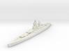 Richelieu battleship 1/2400 3d printed