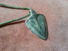 Arrow head pendant 3d printed