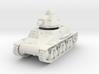 PV43 Hotchkiss H35 Light Tank (1/48) 3d printed