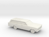 1/87 1966 Ford Country Squire 3d printed