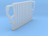 1-24 World War II US 4x4 Slat Grill 3d printed