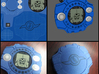 Sora's Digivice 3d printed Preview of print with Matt's Digivice