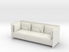 Printle Thing Sofa 02 - 1/24 3d printed