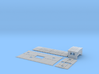 ATSF CE-8, CE-11 Caboose Body Kit 3d printed
