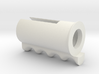 Push Button Handle 3d printed