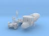 Daimler Sprengwagen mit Besatzung (N 1:160) 3d printed