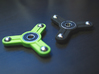 The Trama - Fidget Spinner 3d printed *Bearings/Balls not included