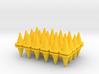 48 Traffic Cones, Large, 1/64 3d printed