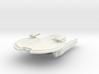 Hampton Class VII  ISS  BattleCruiser 3d printed