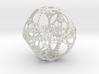 Apollonian Octahedron 3d printed