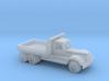 1/144 Scale Diamond T Dump Truck 3d printed