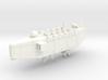 Last Exile Anatoray Battleship 3d printed