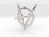 Brujah Pendant Vampire Masqurade Style (VTM) 3d printed