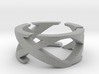 XXX - Roman Numerals Ring - Size 12 3d printed