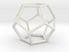 Dodecagon Wire 3d printed