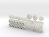 Sealab and other parts for Y-wing  3d printed