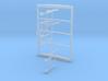 John Deere R Series Spreader Tarp And Railings 3d printed