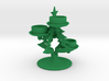Christmas Tree Candle Holder 3d printed