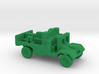 1/200 Scale Morris C8 Tractor 3d printed