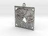 LoveU4Life Medallion 3d printed