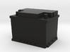 Battery 12V - 1/10 3d printed