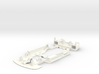 S03-ST3 Chassis for Carrera Merc. DTM SSD/LMP 3d printed