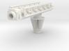 LS3 Intake FAST V12 W Rails Sw 3d printed