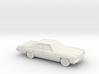 1/64 1972 Chevrolet Impala Sedan 3d printed