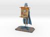 Jester (Prezi) 3d printed