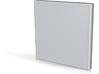 Celadon Selfie Wall Tile 3d printed