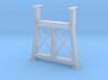 Hoogespoorbrug-tussenpijler 3d printed