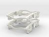 7mm Y25 BDA bogie disc brake Pair 3d printed