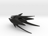 Shadow Fighter (Babylon 5), 1/270 3d printed