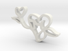 The Love Flower 3d printed
