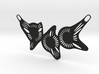 Birdflock Neckalce Pendant 3d printed