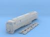 TT Scale MZ III locomotive 3d printed