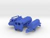 1/285 Scale UK Airfield Tanker Set 3d printed