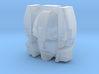 Highbrow g1toy for titans return 3d printed