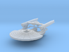 Uss Abrams 2500 3d printed