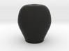 Railbox Knob 3d printed