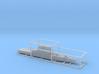 1/2000 USS Zumwalt  3d printed