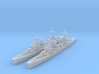 Leander class (WWII) 3d printed