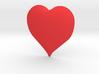 Big Love Heart (Back) 3d printed
