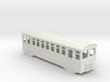 HOe bogie railcar  3d printed